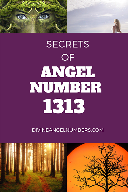 Angel Number 1313 Meaning