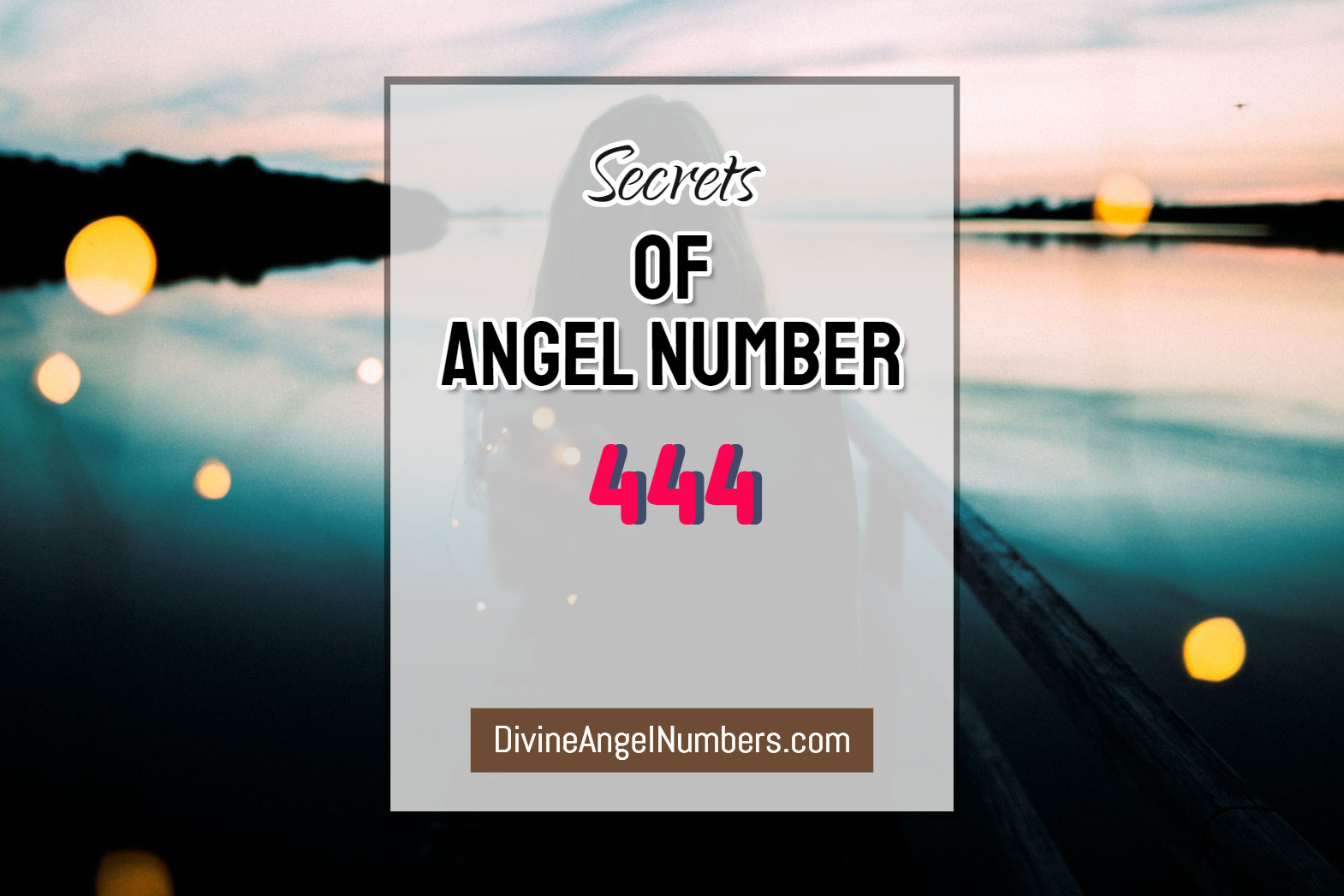 8 Reasons Why You're Seeing Angel Number 444 – Meaning Of 444