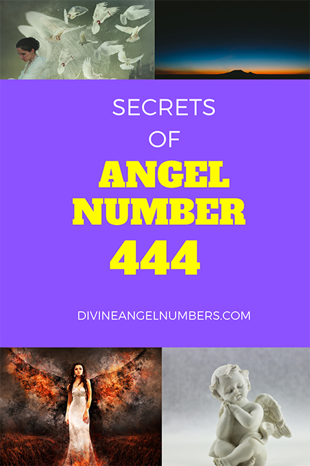 One of the important meanings the angel number 444 coveys is that you are not alone. It's the main motto. You never were alone. Just because you lost track of your path doesn't mean that you're cannot get back your dreams.