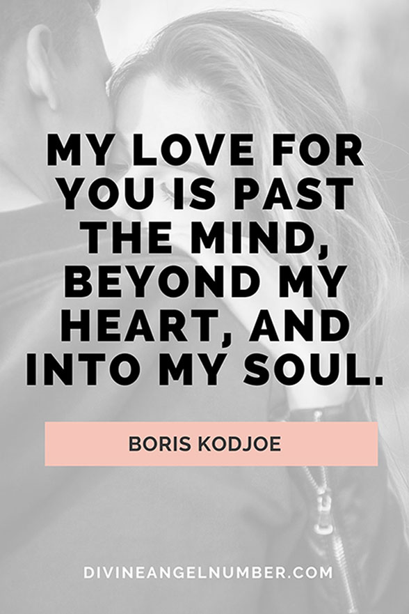 Deep Loves Quotes By Boris Kodje