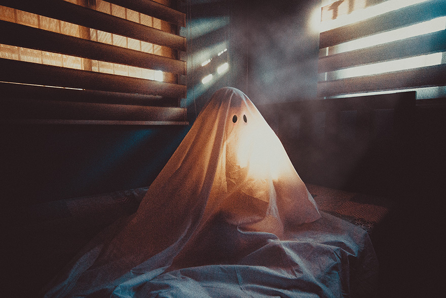Evil Spirits Or Ghosts In You Dreams