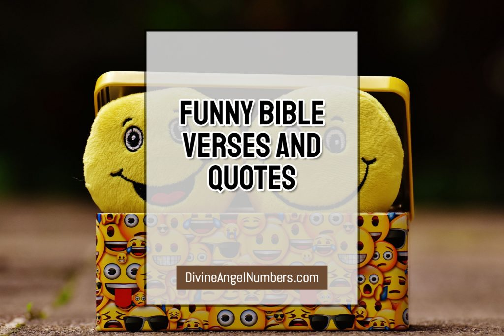 Funny Bible Verses And Quotes