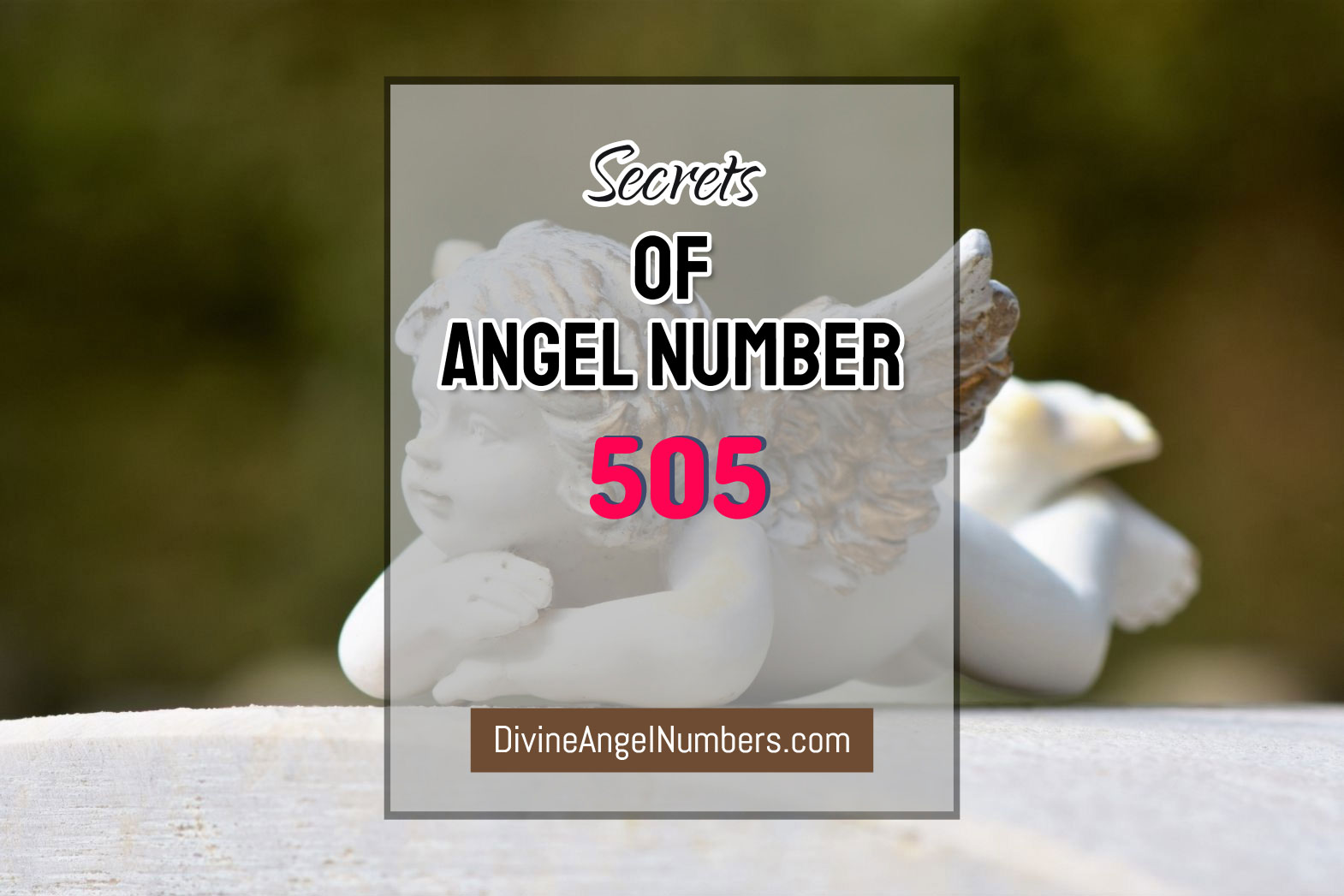 4 Reasons Why You Are Seeing Angel Number 505- Meaning Of 505