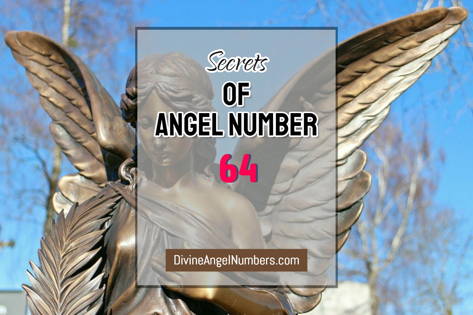 6 Reasons Why You Are Seeing Angel Number 64 - Meaning Of 64