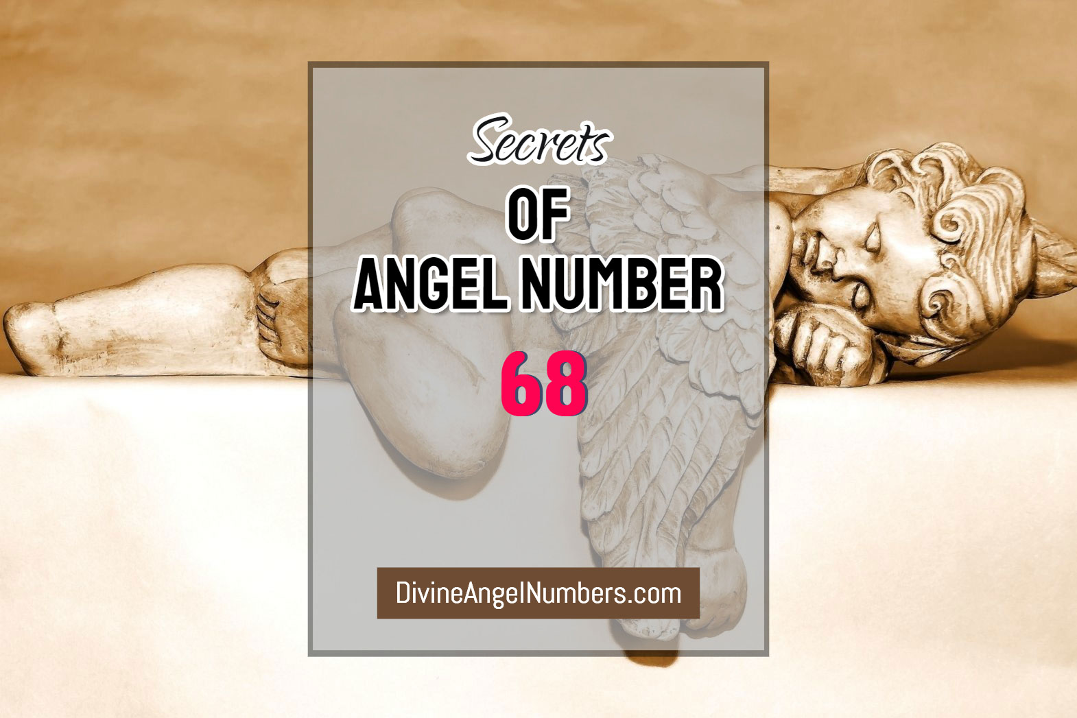 7 Reasons Why You Are Seeing Angel Number 68 - Meaning Of 68