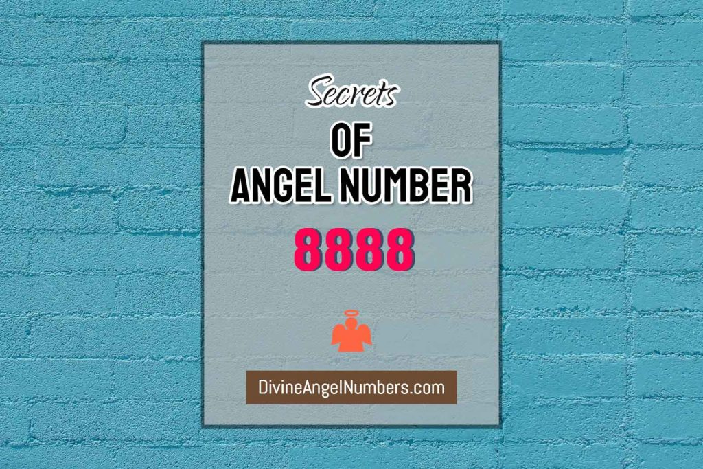 5 Reasons Why You Are Seeing Angel Number 8888 - Meaning Of 8888