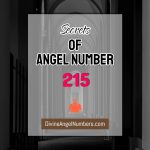 7 Reasons Why You Are Seeing Angel Number 215- Meaning Of 215