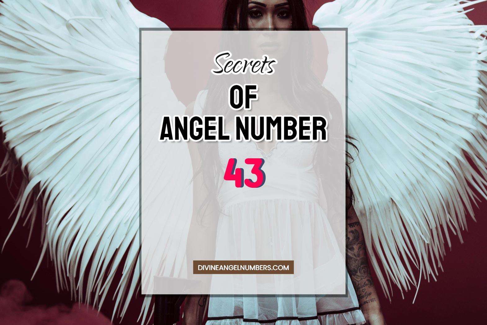 43 Angel Number: Meaning & Symbolism