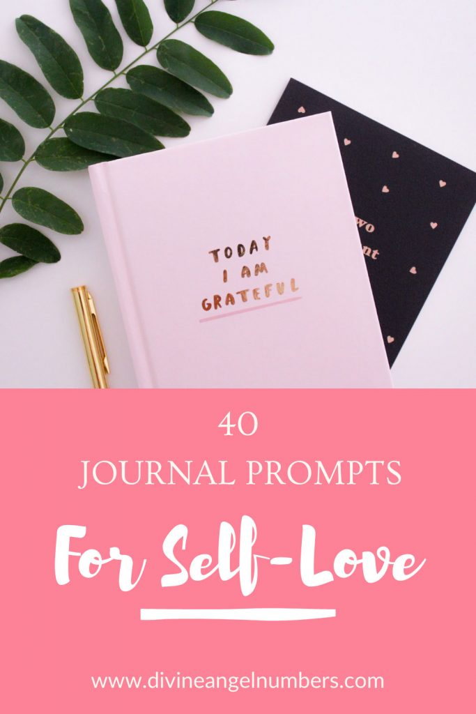 40 Self-Love Journal Prompts