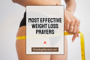 Most Effective Weight Loss Prayers