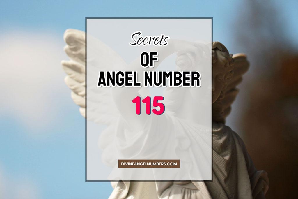 115 Angel Number: Meaning & Symbolism