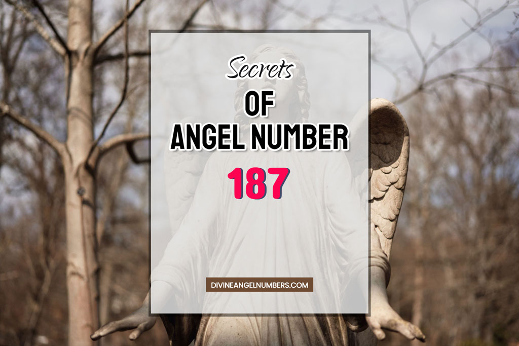 187 Angel Number: Secret meaning & symbolism