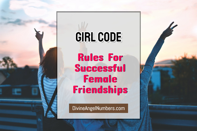Girl Code: A Book Of Norms For The Establishment Of The Profound Friendship Between Girls
