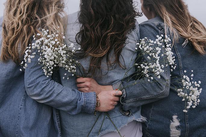 Rules for female friendships