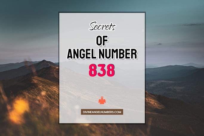 838 Angel Number: Meaning & Symbolism