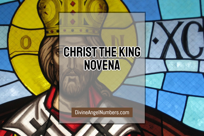 Christ the King Novena