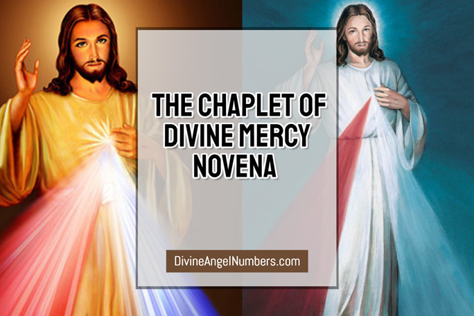 Divine Mercy Chaplet Novena