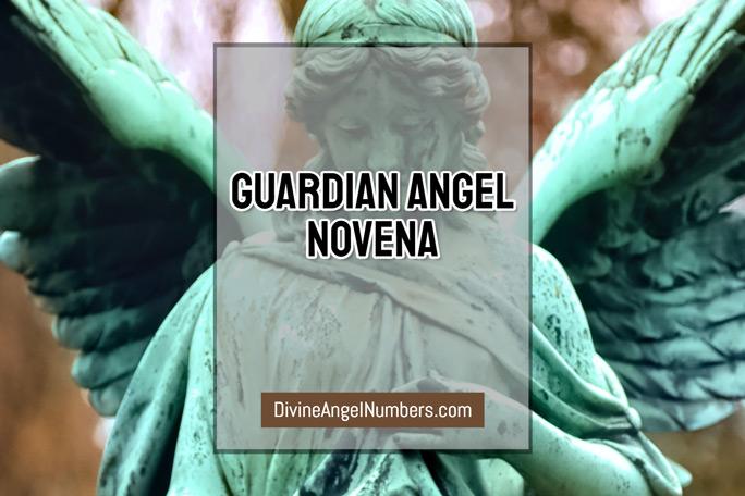 Guardian Angel Novena Prayer