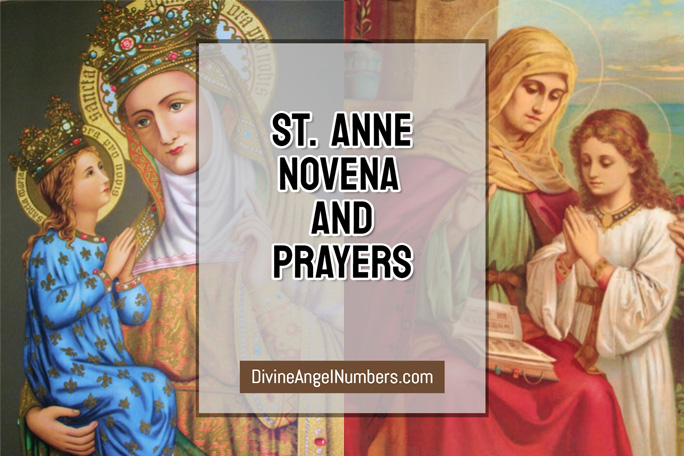 St. Anne Novena for a Spouse