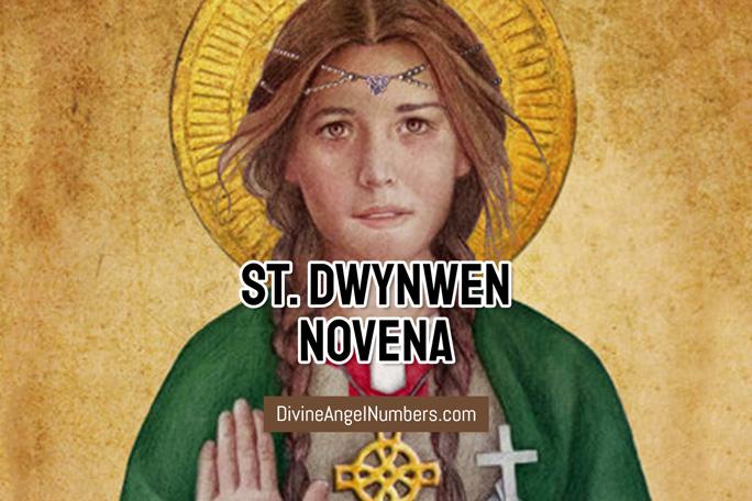 St. Dwynwen Novena
