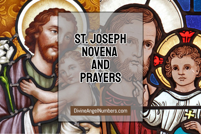 St. Joseph Novena & Prayers