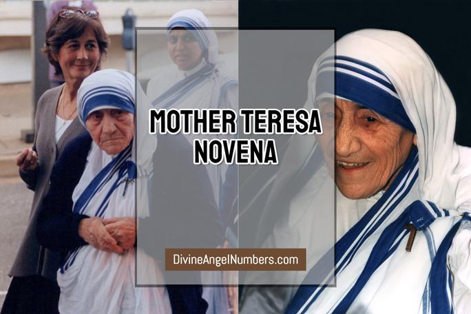 Mother Teresa Novena