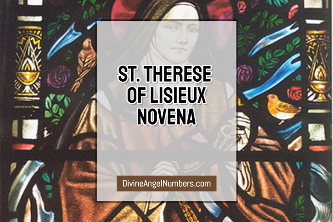 St. Therese Novena