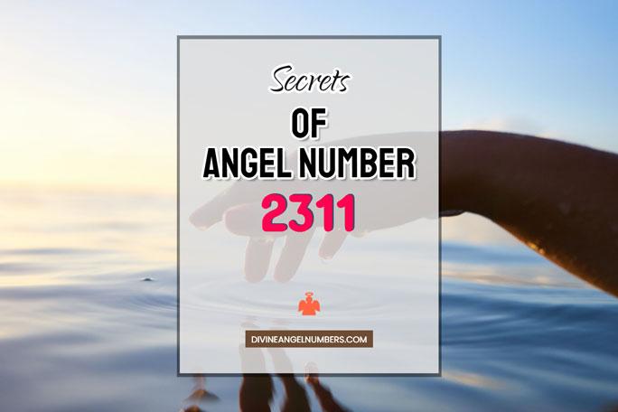 2311 Angel Number: Meaning & Symbolism