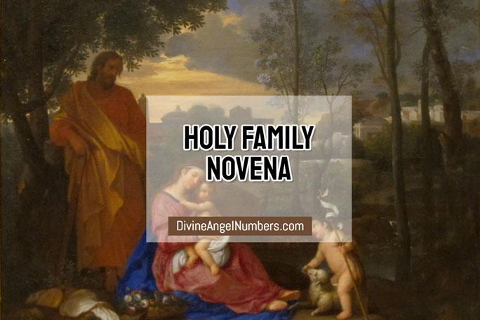 Holy Family Novena