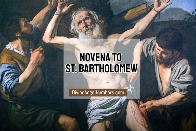 Novena to St. Bartholomew