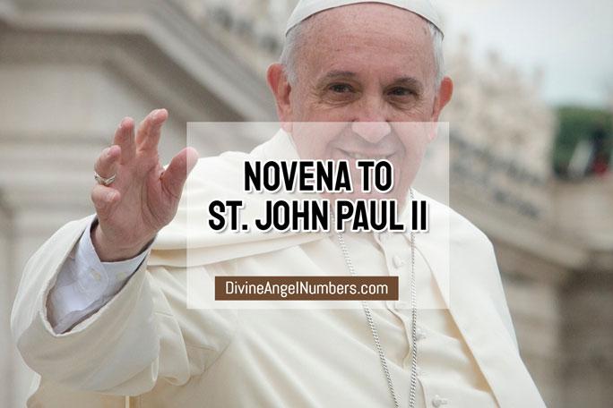 Novena to St. John Paul II