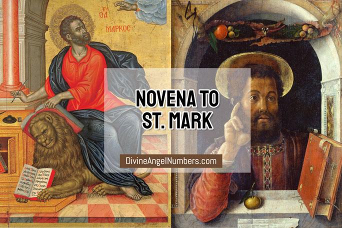 Novena to St. Mark