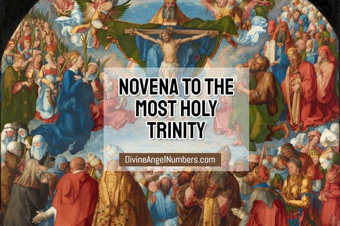 Novena To The Holy Trinity