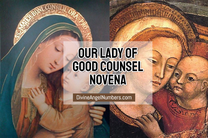 Our Lady of Good Counsel Novena