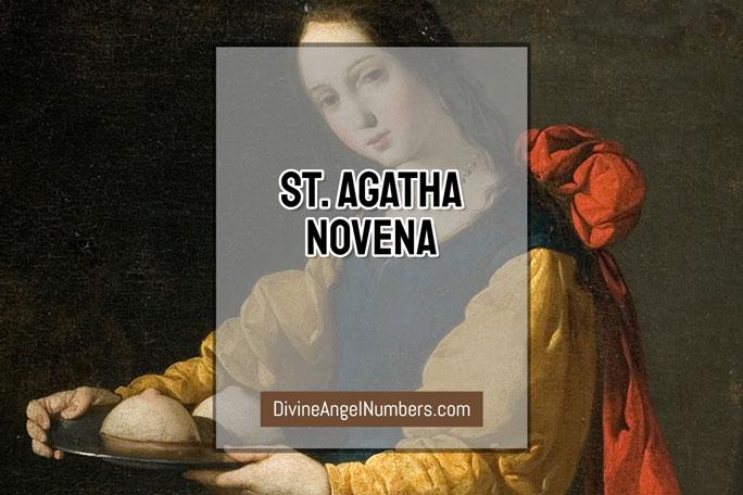 St. Agatha Novena