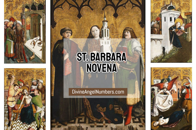 St. Barbara Novena