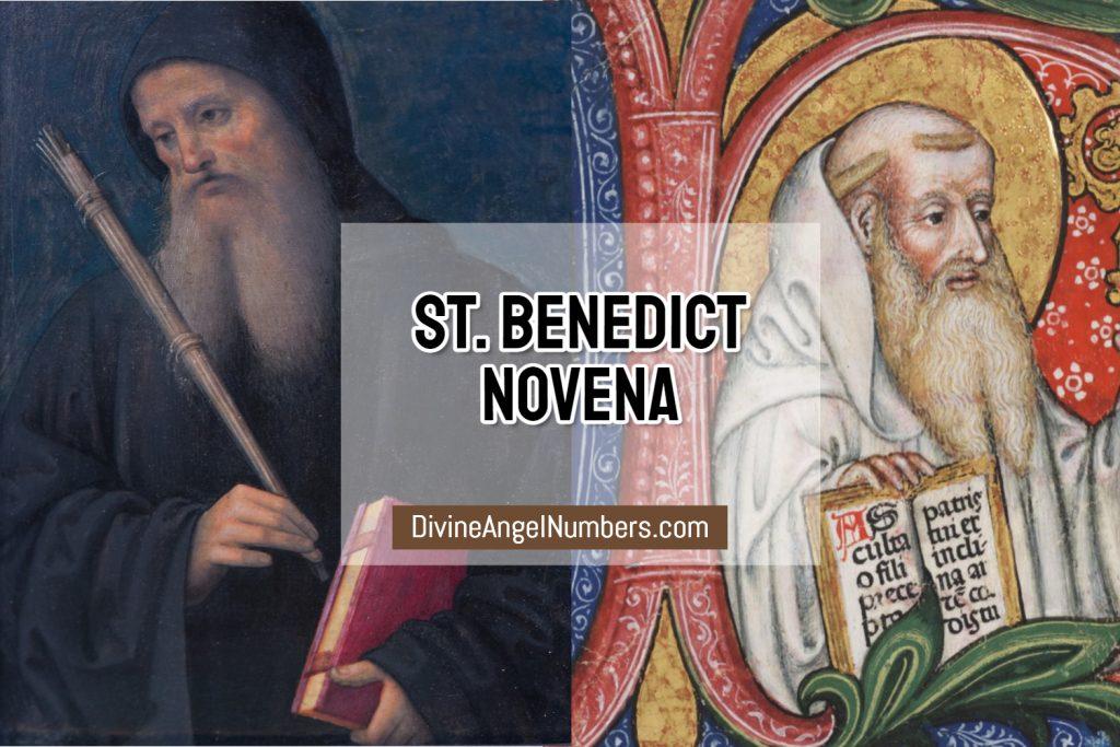 St. Benedict Novena