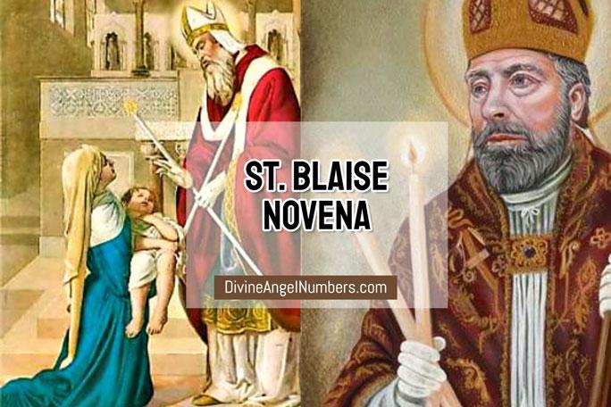 St. Blaise Novena