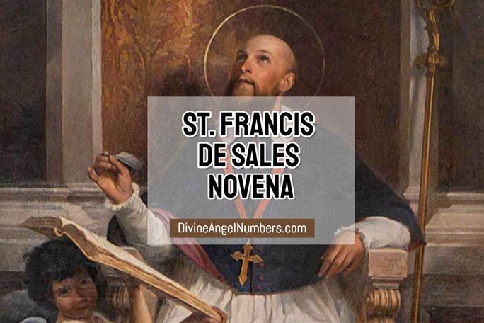 Novena to St. Francis de Sales