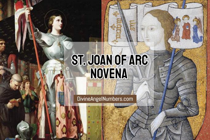 St. Joan of Arc Novena