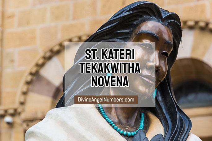 St. Kateri Tekakwitha Novena