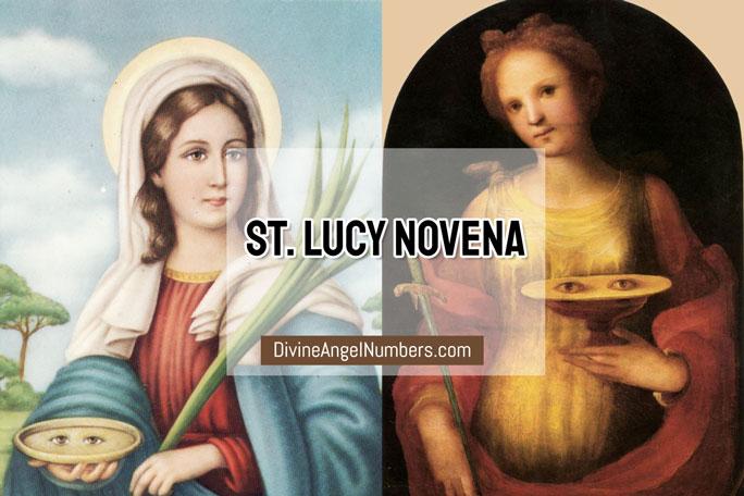 St. Lucy Novena