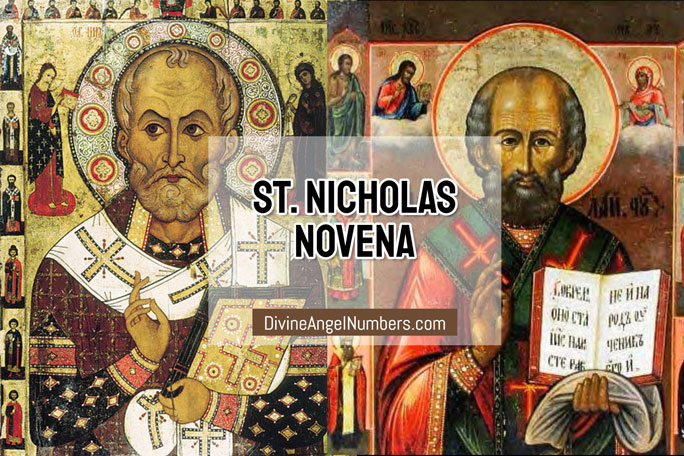 St. Nicholas Novena
