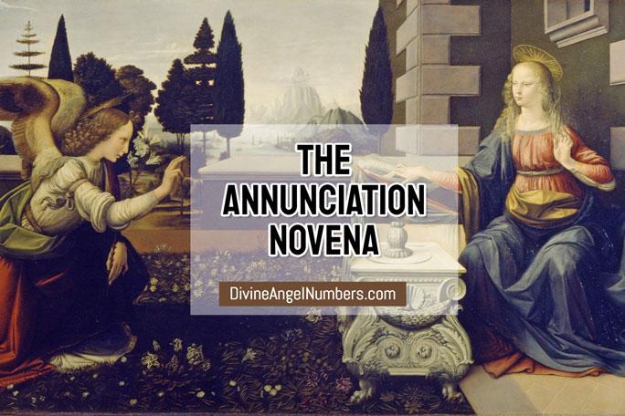 The Annunciation Novena