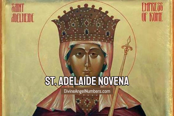 St. Adelaide Novena
