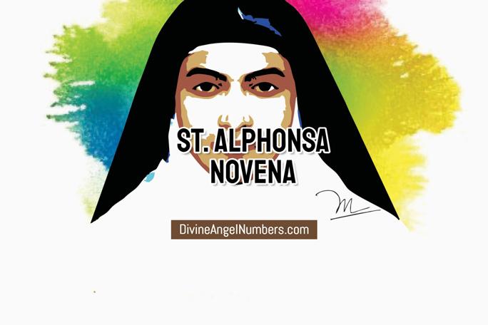 St. Alphonsa Novena