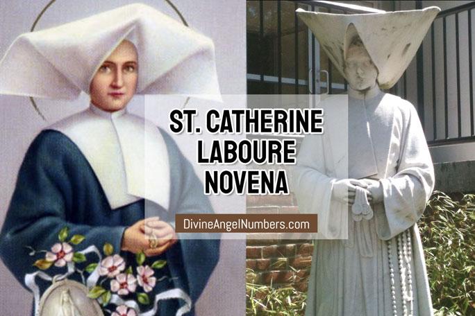 St. Catherine Laboure Novena