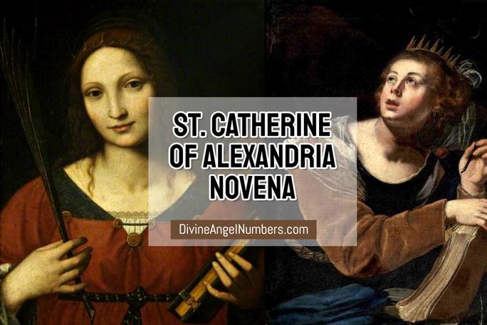 St. Catherine of Alexandria Novena