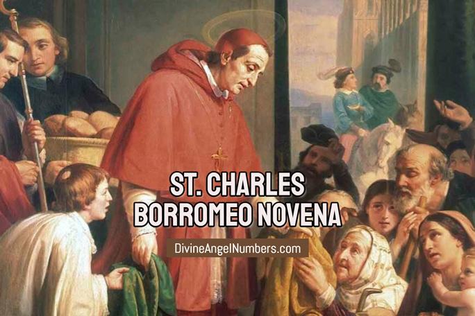 St. Charles Borromeo Novena