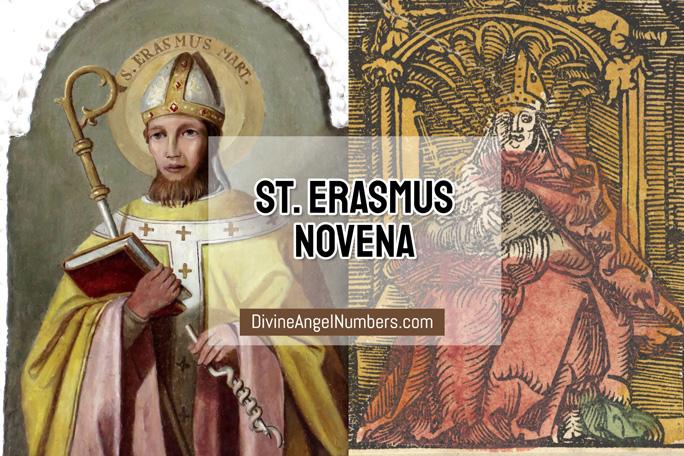 St. Erasmus Novena